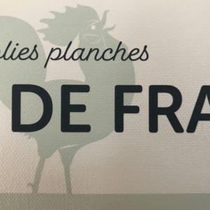 close up logo HDF