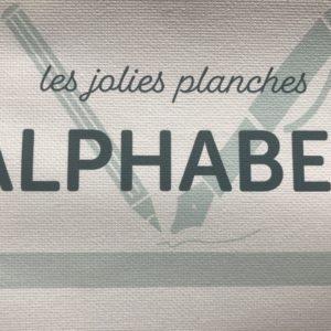 Close up 2 logo alphabet