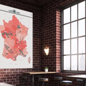 MES carte des vins rouges
