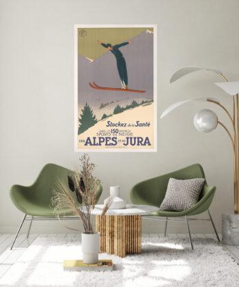 La toile adhésive décorative